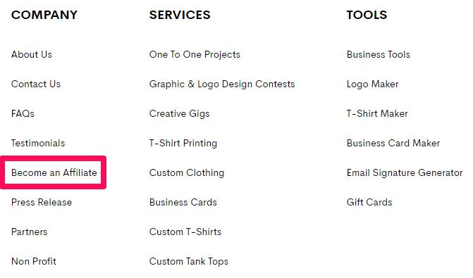 Affiliate Links for Graphic Design