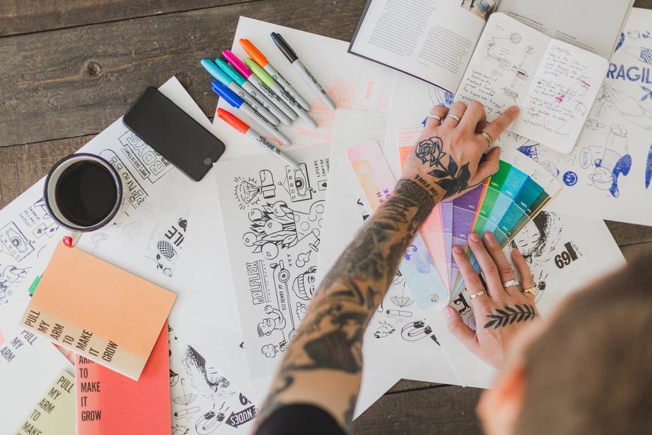 Make Extra Money With Graphic Design
